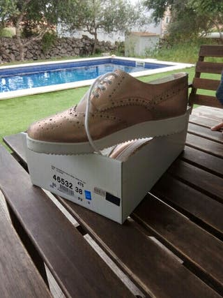 zapatos mujer talla 38.nuevas