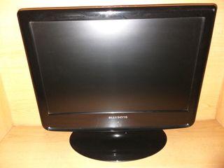 televisor tv blusens con DVD y TDT