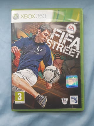 Fifa Street XBox360