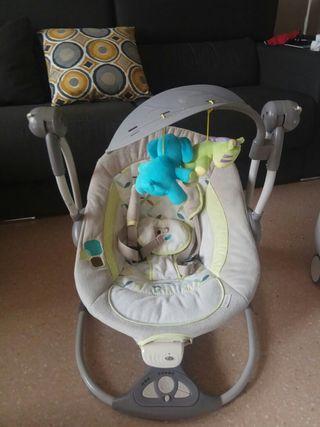 hamaca balancín bebes
