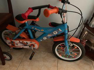 Bicicleta para niños de 3 a 4 años