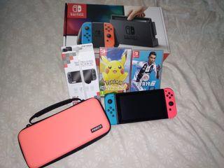 Gran pack Nintendo Switch