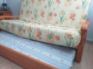 Sofá cama nido