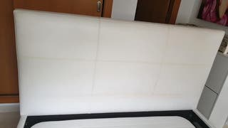 Vendo cama 150 con canapé 135 y colchón de 150