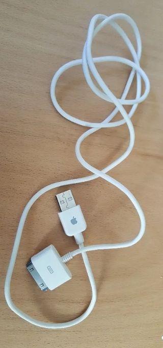 Cable carga y datos ORIGINAL Apple