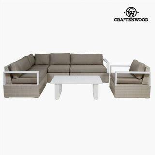 Muebles de jardín Ratán sintético by Craftenwood