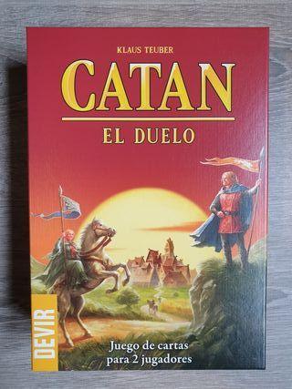 Catan El Duelo, juego de mesa.