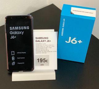 Samsung J6+ Nuevo, libre y garantía 2 años