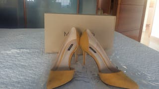 zapatos de mango