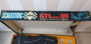 Scalextric GTLemans 30