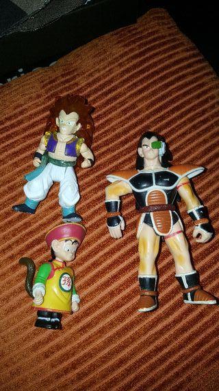 Muñecos de Dragon Ball