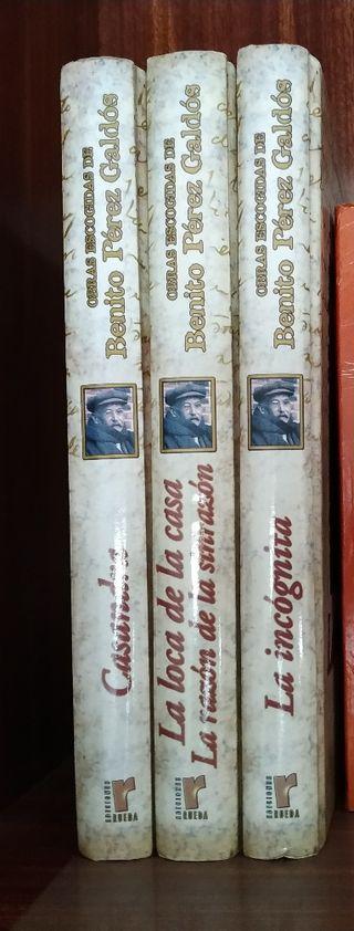 Obras selectas de Benito Pérez Galdós