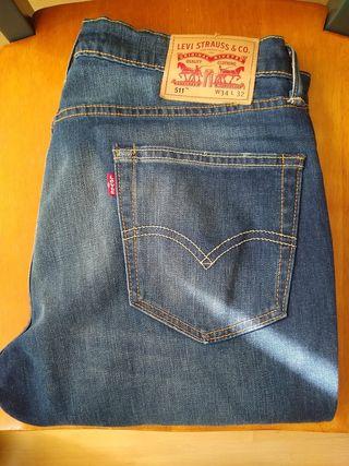 Men 511 Levi's jeans. Size 34/32