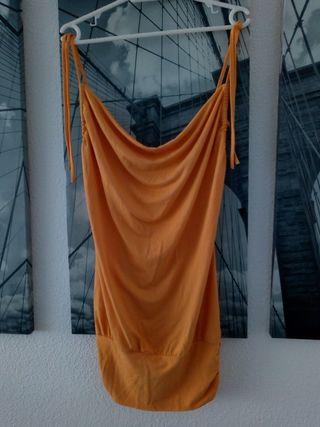 vestidos, Zara, Bershka, Blanco
