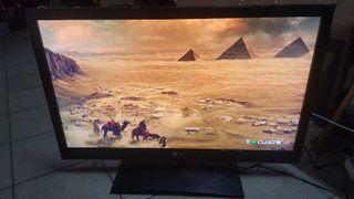 """televisión LG 37"""" LED Full HD"""