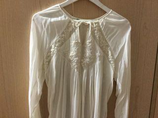 Camisa mujer zara talla M