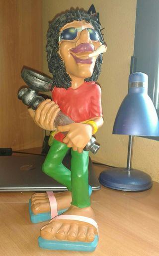 Figura decorativa Bob Marley