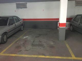 Plaza de garage en alquiler