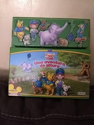 Cuento con imanes winnie the pooh