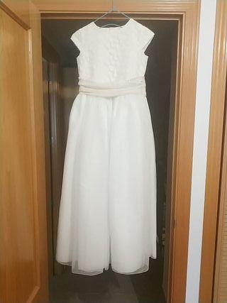 Vestido de comunión coleccion 2018