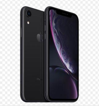 iPhone XR de 128 gigas negro