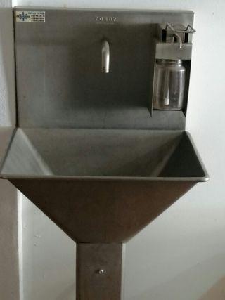 lavamanos Pedal
