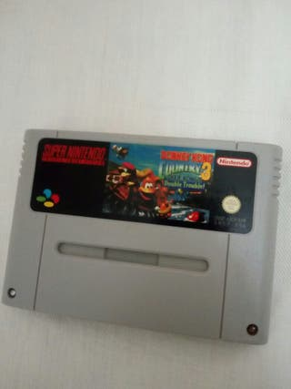 SNES - Donkey Kong Country 3