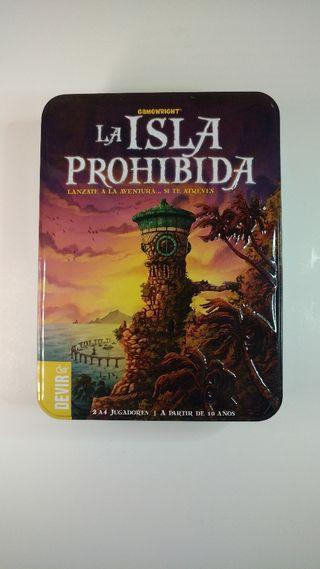 La Isla prohibida (juego de mesa)
