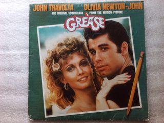 Pelicula Grease The Original SoundTrack Vinilo