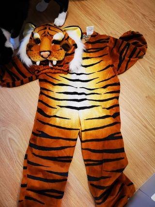 disfraz tigre perfecto estado