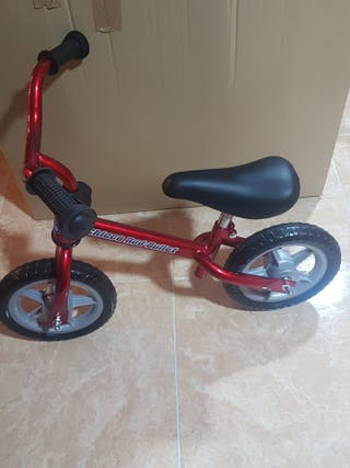 BICICLETA CHICCO RED-BULLET