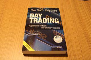 Day Trading de Oliver Velez y Greg Capra