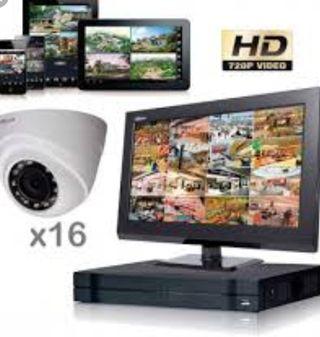 cámaras de vigilancias