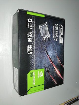 Tarjeta Gráfica NVIDIA Geforce 210
