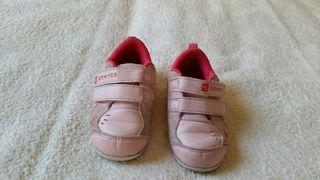 Zapatillas de deporte rosas T-22