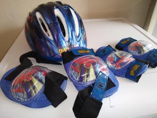 Casco espider-man