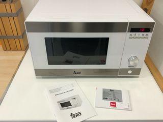 Microondas Teka MWE 230 g blanco/inox
