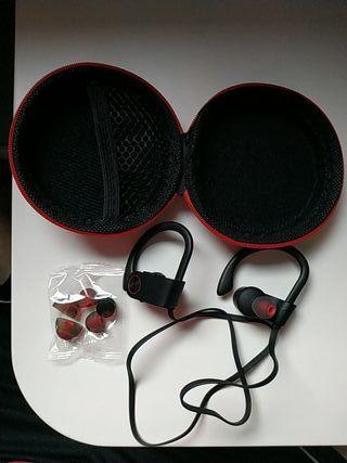 Auriculares inalámbricos de deporte