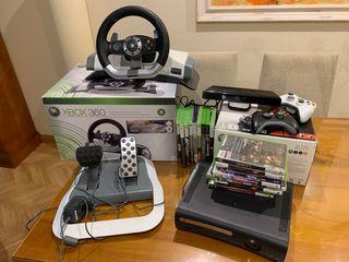 Xbox 360 + Accesorios + REGALO