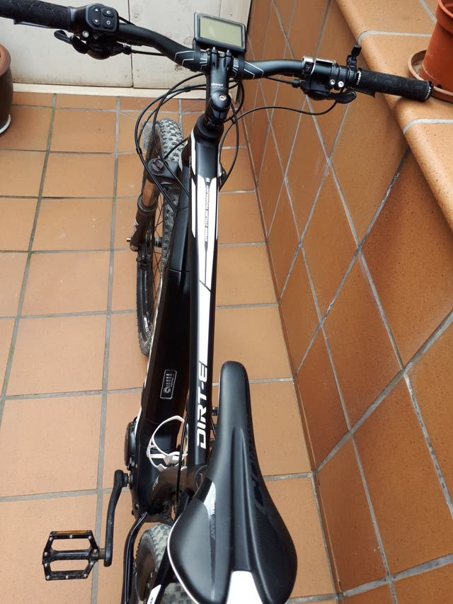 Bici eléctrica Giant talla L