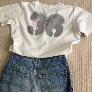 Camiseta niño Zara T-6-7