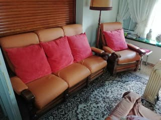 Sofá i sillones Rústicos
