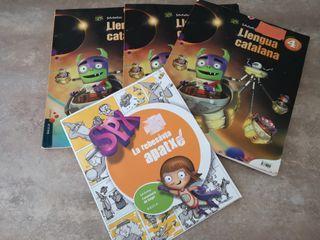 Libros Catalán cuarto primaria.