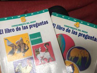 Libros de primaria cuarto de segunda mano en Sevilla en WALLAPOP