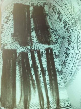 extensiones de pelo ruso natural