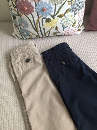 Pantalones niño Zara T-7/8