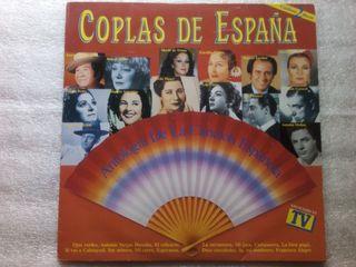 Vinilo Coplas de España