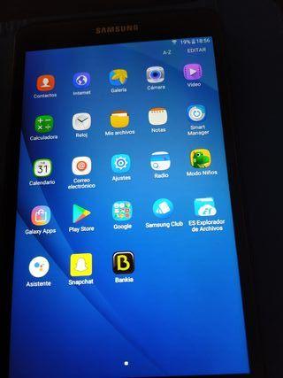 "samsung tablet a6 8gb 7"""