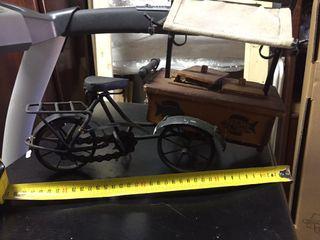 Adorno bici-carro