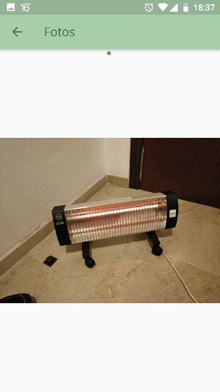Calefactor calor